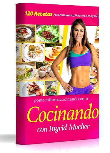 libro cocinando con ingrid macher